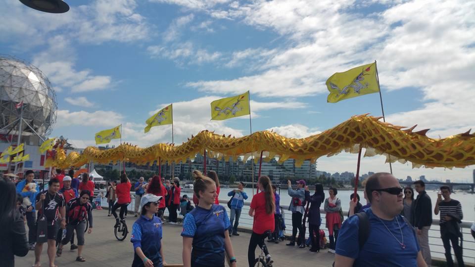 Concord Pacific Dragon Boat Festival (Vancouver)